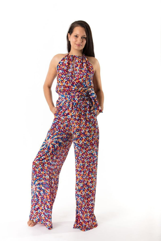 Geraldine Jumpsuit Jumpsuits The Fashion Advocate ethical Australian fashion designer boutique Melbourne sustainable clothes