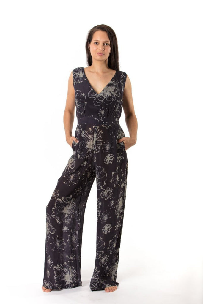 Hannah Jumpsuit Jumpsuits + playsuits The Fashion Advocate ethical Australian fashion designer boutique Melbourne sustainable clothes