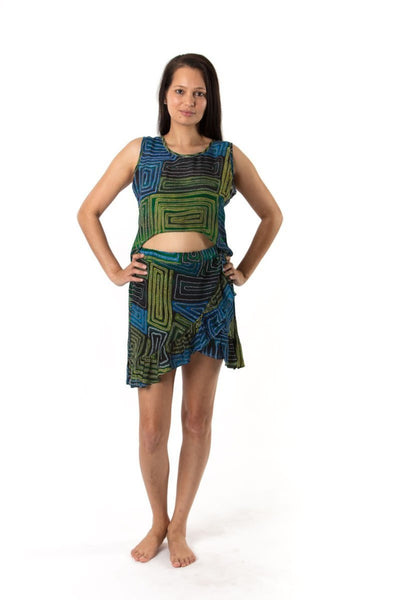 Kara Tank Top Tops The Fashion Advocate ethical Australian fashion designer boutique Melbourne sustainable clothes