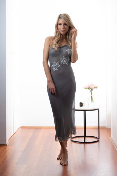 Dusk Aphelion Nightgown Sleepwear The Fashion Advocate ethical Australian fashion designer boutique Melbourne sustainable clothes