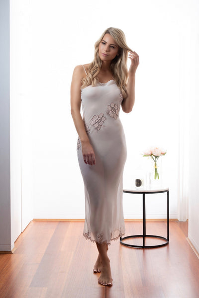 Dawn Aphelion Nightgown Sleepwear The Fashion Advocate ethical Australian fashion designer boutique Melbourne sustainable clothes
