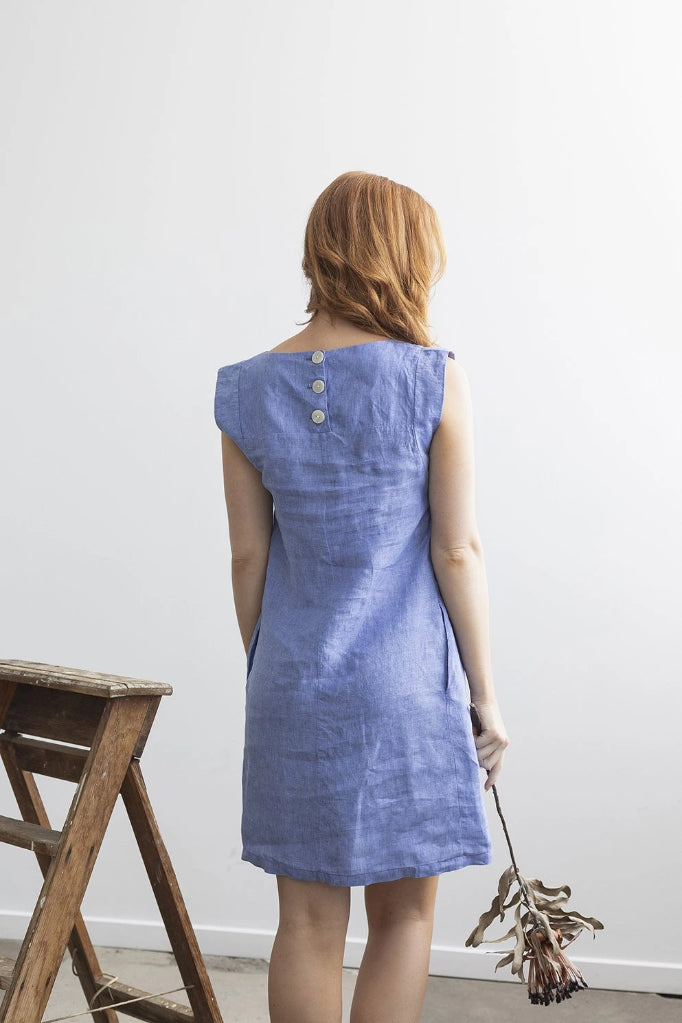 Dandelion Dress Dresses Ethical Sustainable Vegan Organic Australian fashion womens clothes
