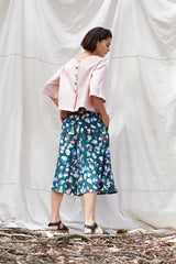 Into The Wild Olesya Culotte Pants Ethical Sustainable Vegan Organic Australian fashion womens clothes