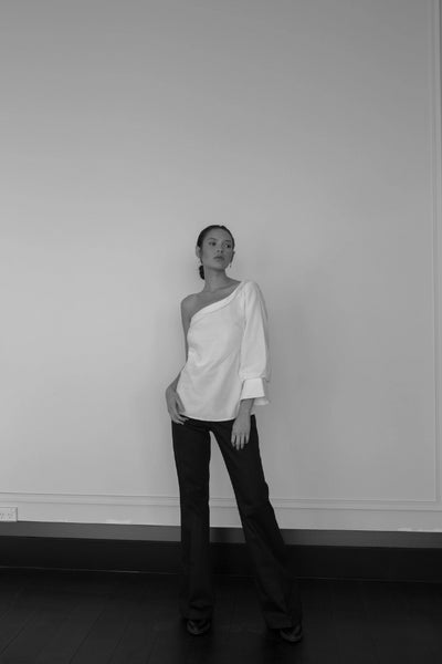 Elysian Shirt Shirts + tops The Fashion Advocate ethical Australian fashion designer boutique Melbourne sustainable clothes
