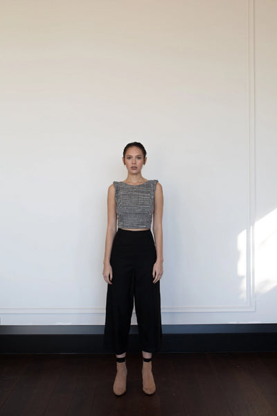 Culottes Pants The Fashion Advocate ethical Australian fashion designer boutique Melbourne sustainable clothes