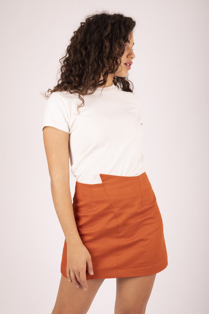 Sweet Potato Frankie Skirt Skirts The Fashion Advocate ethical Australian fashion designer boutique Melbourne sustainable clothes