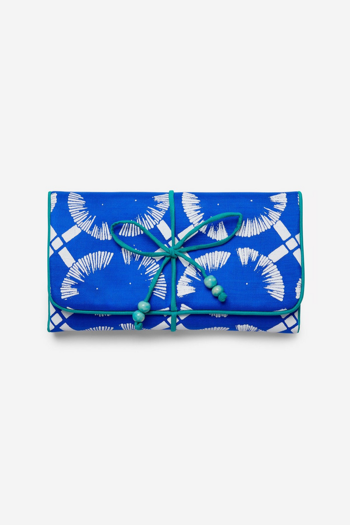 Lost in Translation Silk Travel Jewellery Roll Bags + wallets Ethical Sustainable Vegan Organic Australian fashion womens clothes