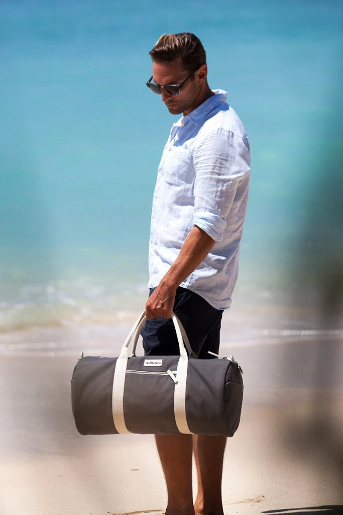 The Amsler Duffle Bags + wallets Ethical Sustainable Vegan Organic Australian fashion womens clothes