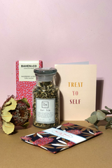 Australian Made Vegan Tea Pamper Pack Gift Box