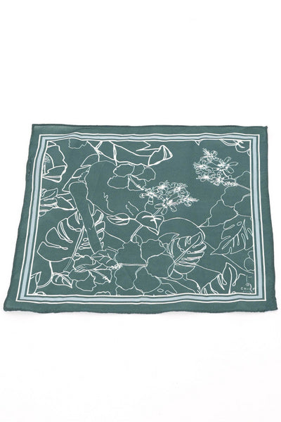 I Dream Of The Sea Handkerchief Scarf Scarves The Fashion Advocate ethical Australian fashion designer boutique Melbourne sustainable clothes