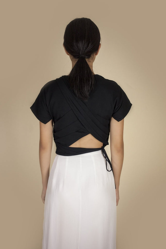 Coev Top Shirts + tops The Fashion Advocate ethical Australian fashion designer boutique Melbourne sustainable clothes