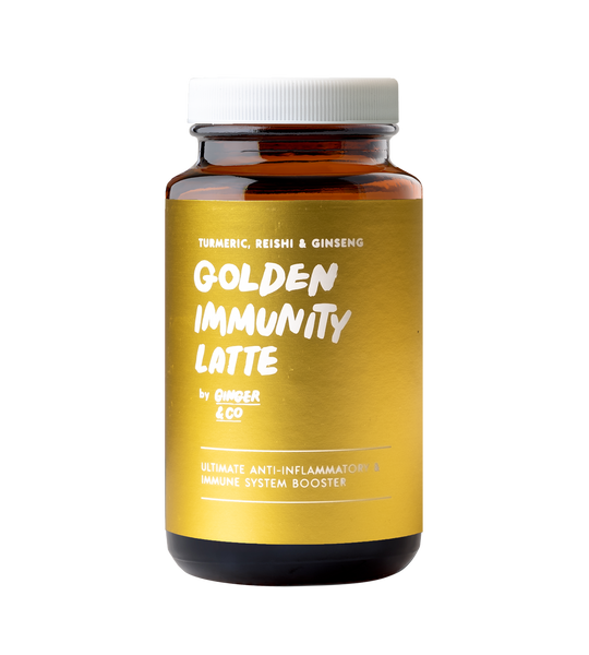 Golden Immunity Latte Health foods The Fashion Advocate ethical Australian fashion designer boutique Melbourne sustainable clothes