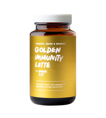Golden Immunity Latte Health foods Ethical Sustainable Vegan Organic Australian fashion womens clothes