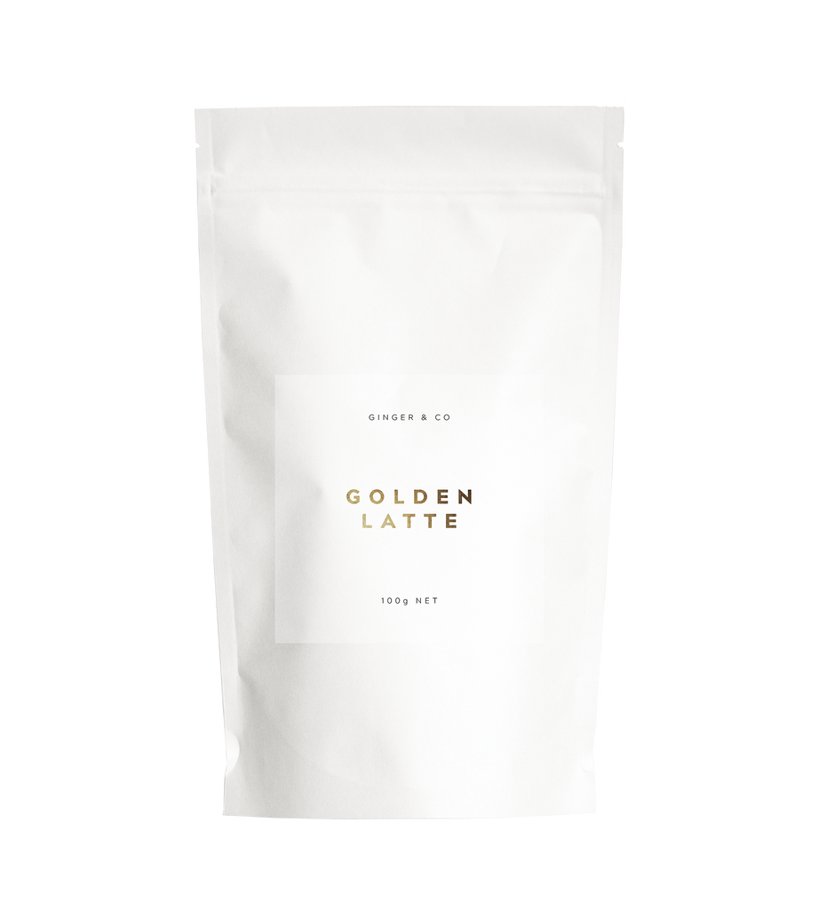 Golden Tumeric Latte Health foods Ethical Sustainable Vegan Organic Australian fashion womens clothes
