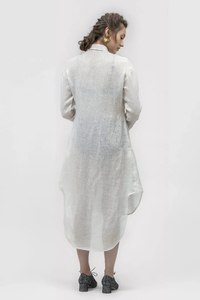 Baria Shirt Dress Dresses Ethical Sustainable Vegan Organic Australian fashion womens clothes