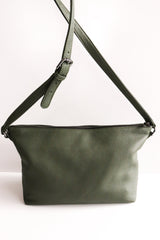 Olive Wanderer Cross Body Bag Bags + wallets Ethical Sustainable Vegan Organic Australian fashion womens clothes