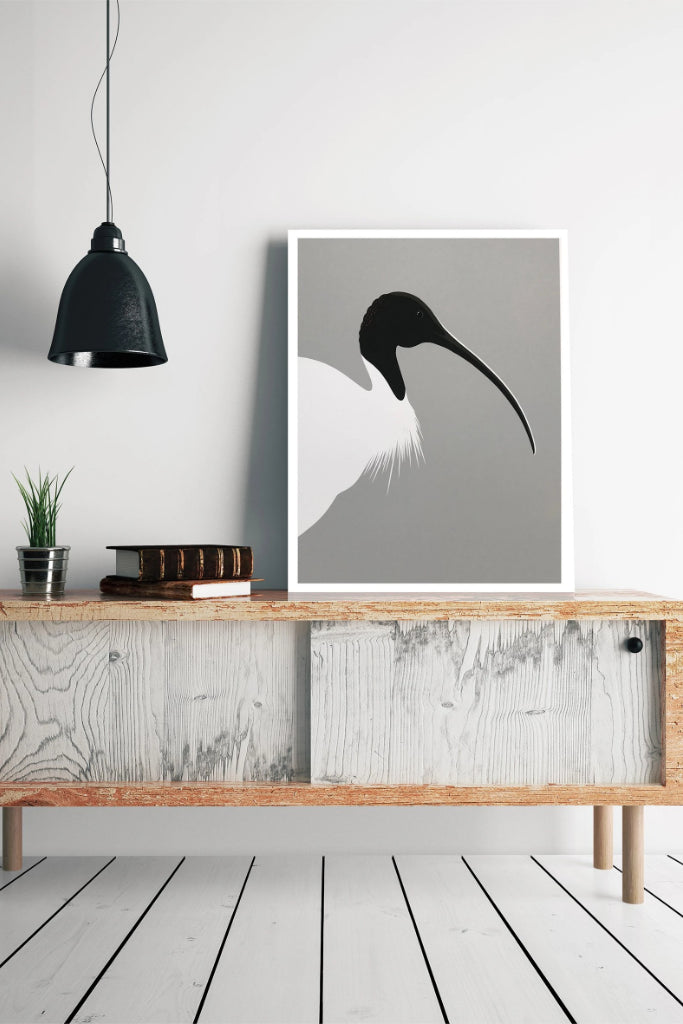 Ibis Print Art + prints Ethical Sustainable Vegan Organic Australian fashion womens clothes