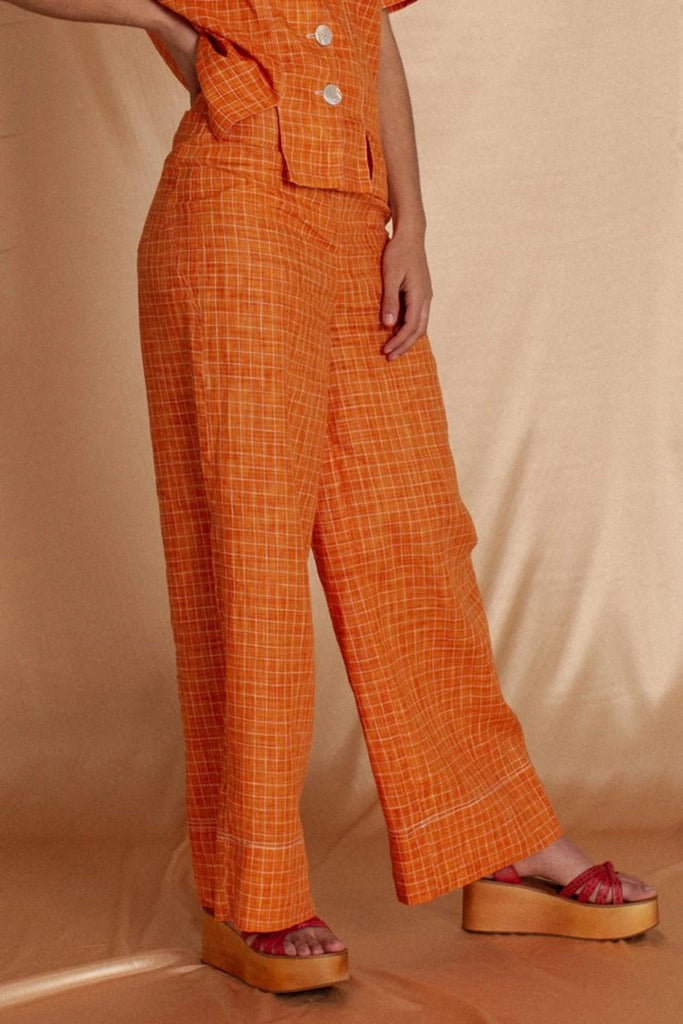Jasper Trousers Pants Ethical Sustainable Vegan Organic Australian fashion womens clothes