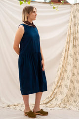 The ANJELMS Project ethical Fairtrade Australian women's linen fashion dresses tops and pants