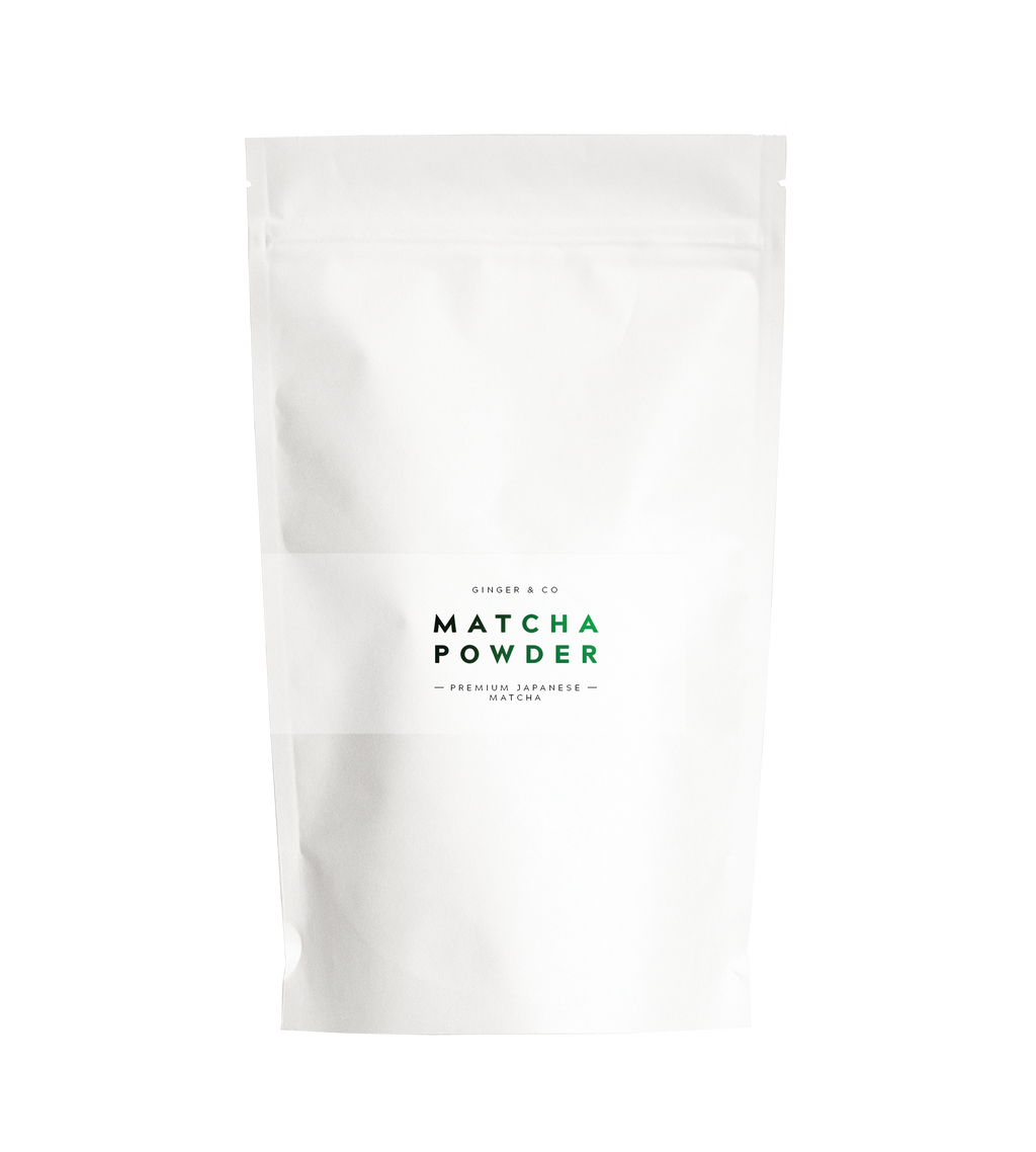 Matcha Powder Health foods Ethical Sustainable Vegan Organic Australian fashion womens clothes