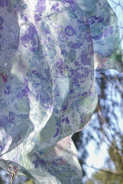 Lucid Dream Scarf Scarves The Fashion Advocate ethical Australian fashion designer boutique Melbourne sustainable clothes