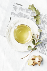 Lemony Ginger Tea Health foods Ethical Sustainable Vegan Organic Australian fashion womens clothes