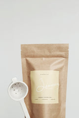 Lemony Ginger Tea Health foods The Fashion Advocate ethical Australian fashion designer boutique Melbourne sustainable clothes