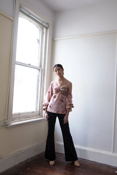 Lokah Top Shirts + tops The Fashion Advocate ethical Australian fashion designer boutique Melbourne sustainable clothes