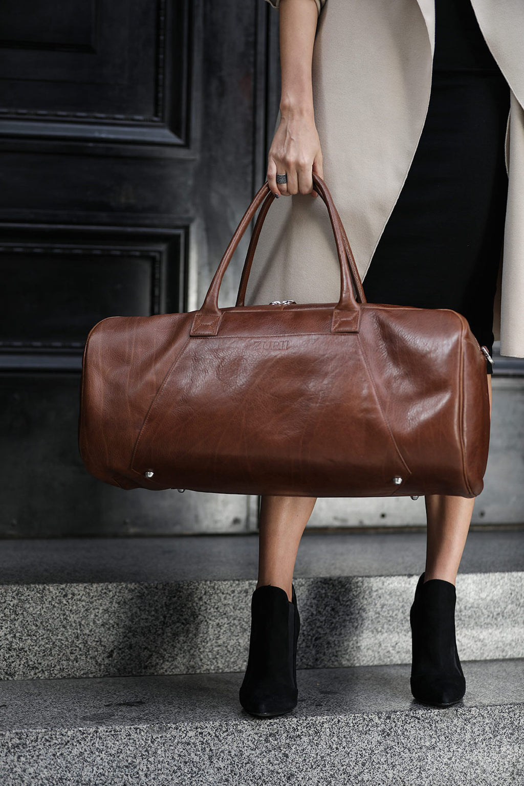 London Weekender Bags + wallets Ethical Sustainable Vegan Organic Australian fashion womens clothes