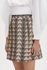 Farida Handloomed Skirt Skirts Ethical Sustainable Vegan Organic Australian fashion womens clothes