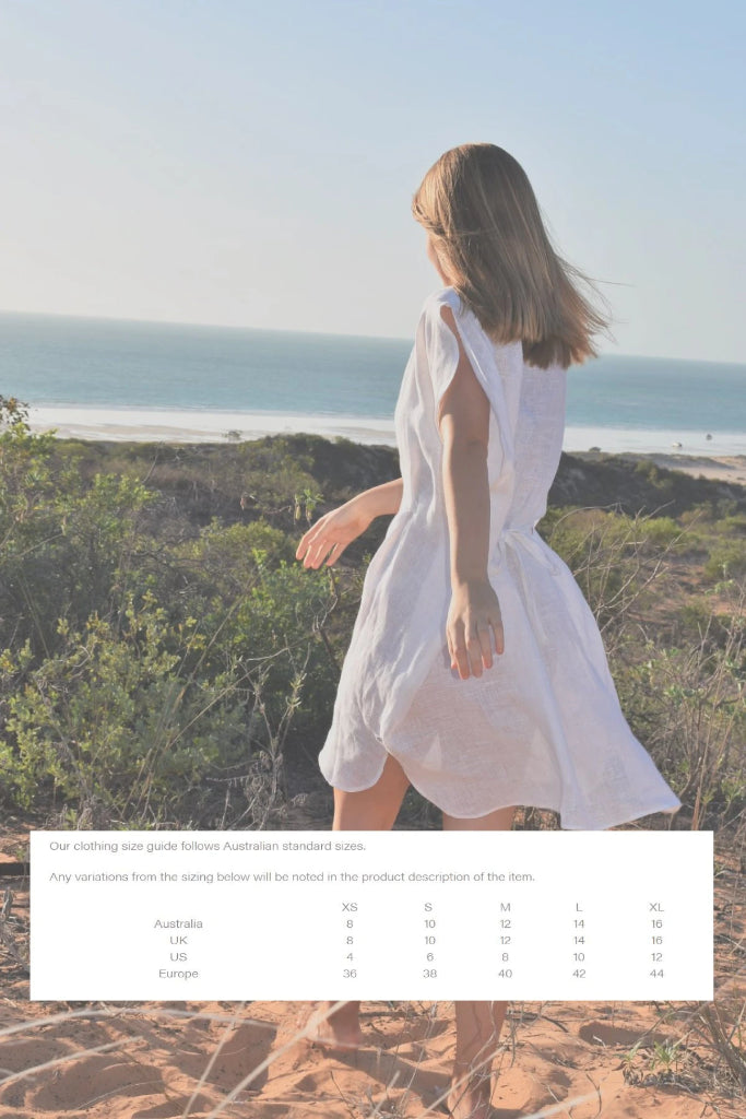 Annie Kaftan Top Shirts + tops The Fashion Advocate ethical Australian fashion designer boutique Melbourne sustainable clothes