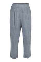 Nirvana Trouser Pants The Fashion Advocate ethical Australian fashion designer boutique Melbourne sustainable clothes
