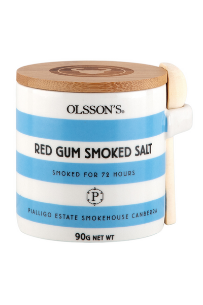 Red Gum Smoked Salt Health foods Ethical Sustainable Vegan Organic Australian fashion womens clothes