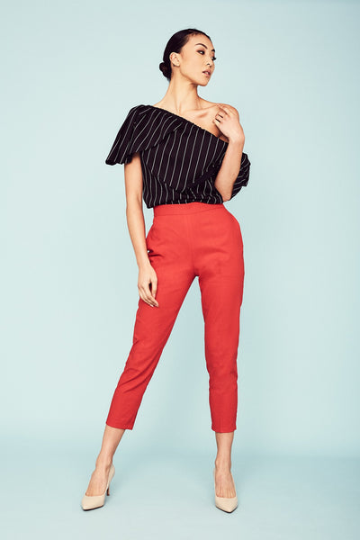 Capiz Pant Pants The Fashion Advocate ethical Australian fashion designer boutique Melbourne sustainable clothes
