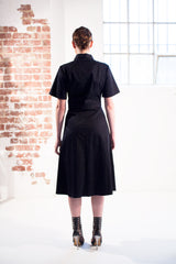 Mara Dress Dresses The Fashion Advocate ethical Australian fashion designer boutique Melbourne sustainable clothes