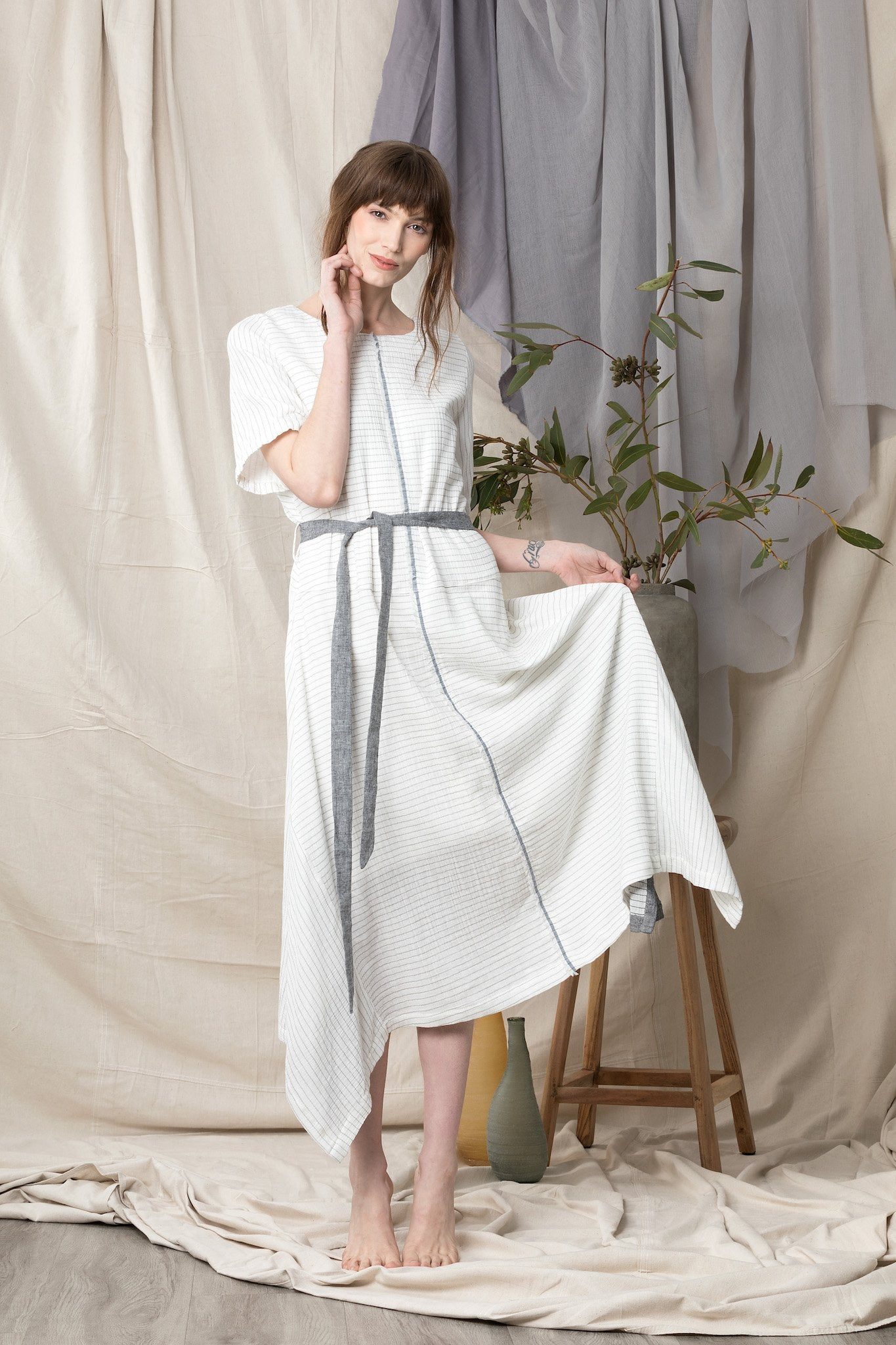 Plume Dress Dresses Ethical Sustainable Vegan Organic Australian fashion womens clothes
