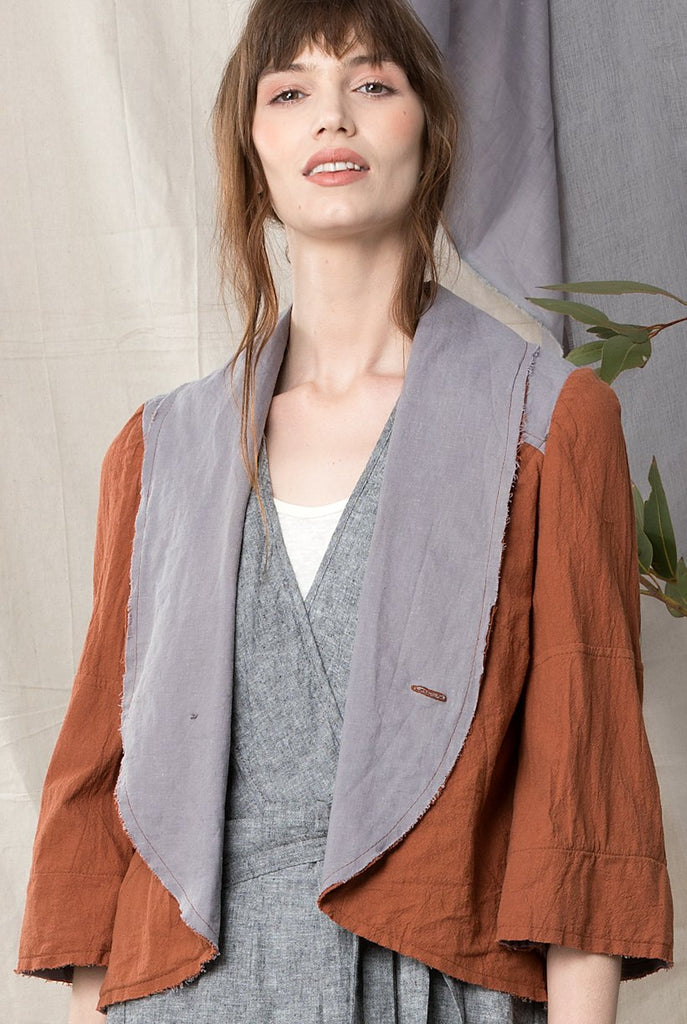 Papilio Jacket Jackets Ethical Sustainable Vegan Organic Australian fashion womens clothes