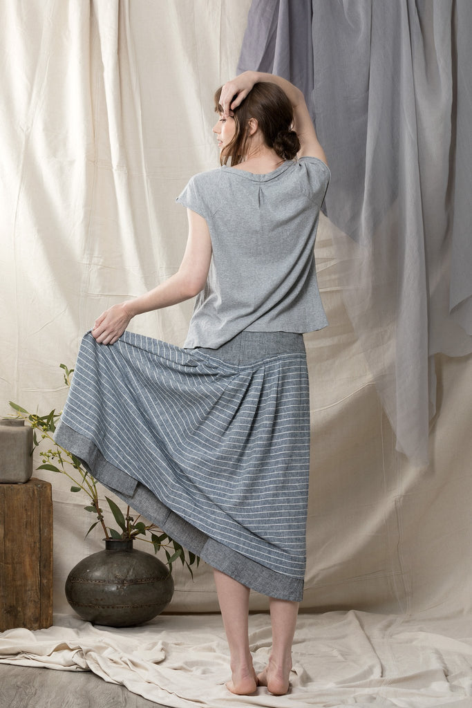 Milkweed Skirt Skirts Ethical Sustainable Vegan Organic Australian fashion womens clothes