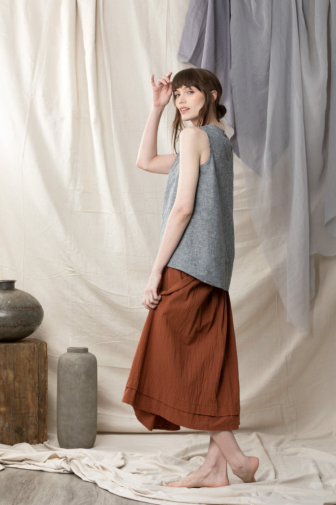 Cressida Top Shirts + tops Ethical Sustainable Vegan Organic Australian fashion womens clothes