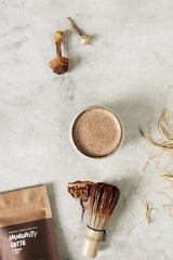 Reishi and Ginseng Immunity Latte Health foods The Fashion Advocate ethical Australian fashion designer boutique Melbourne sustainable clothes