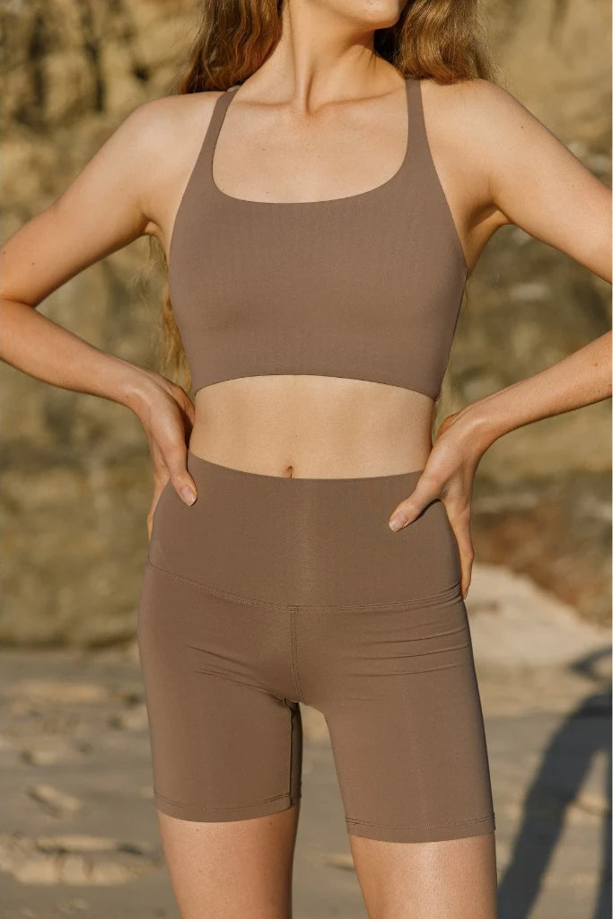 Bondi Legs recycled circular sustainable fashion activewear tights bike shorts made in Australia
