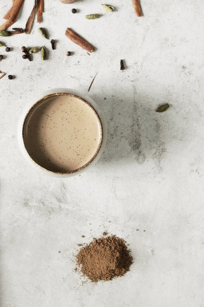 Spiced Vanilla Chai Health foods The Fashion Advocate ethical Australian fashion designer boutique Melbourne sustainable clothes