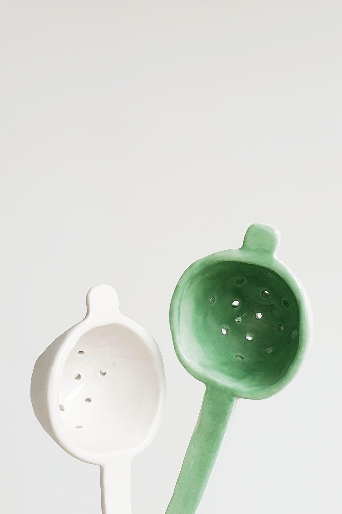 Green Clay Tea Strainer Health foods The Fashion Advocate ethical Australian fashion designer boutique Melbourne sustainable clothes