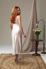 Ziva Nightgown Sleepwear The Fashion Advocate ethical Australian fashion designer boutique Melbourne sustainable clothes