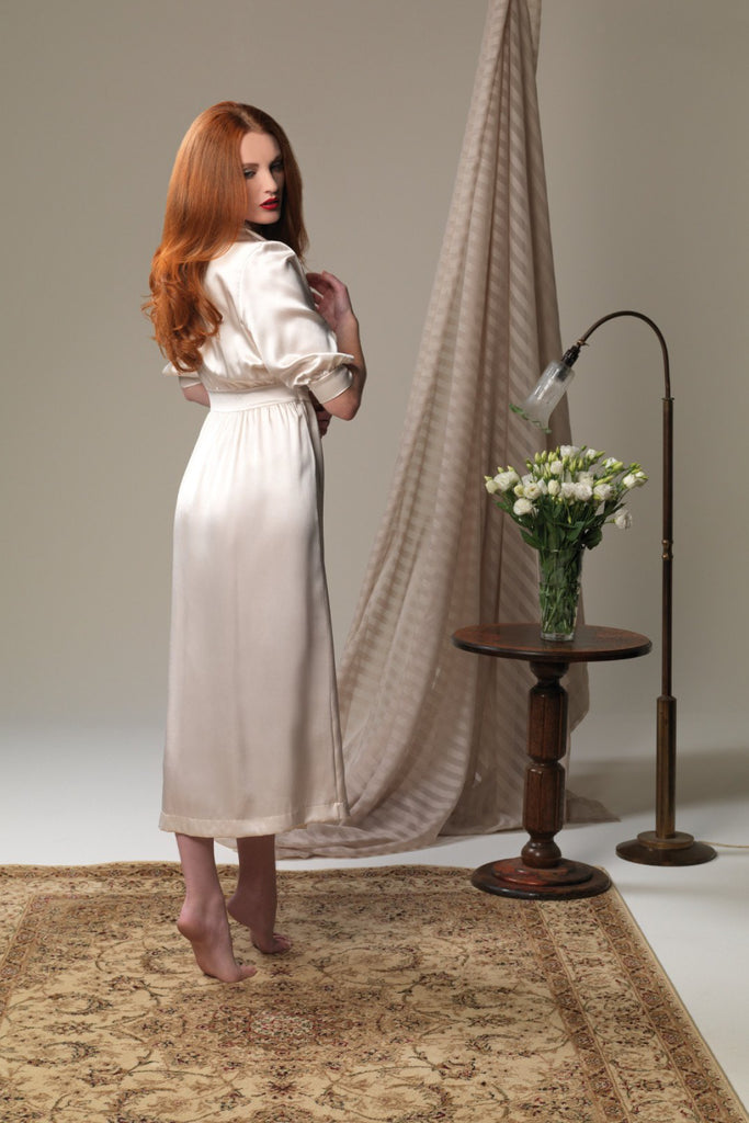Ziva Robe Sleepwear Ethical Sustainable Vegan Organic Australian fashion womens clothes