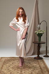 Ziva Robe Sleepwear The Fashion Advocate ethical Australian fashion designer boutique Melbourne sustainable clothes