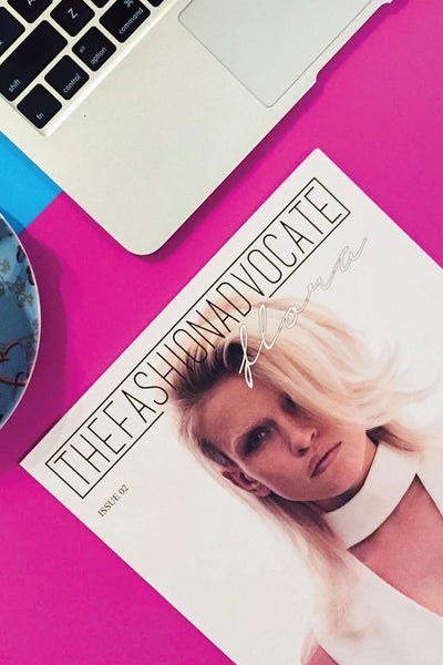 The Fashion Advocate PRINT Magazine ISSUE 02 - Magazine - The Fashion Advocate - Ethical Australian fashion online like - Melbourne fashion blogger