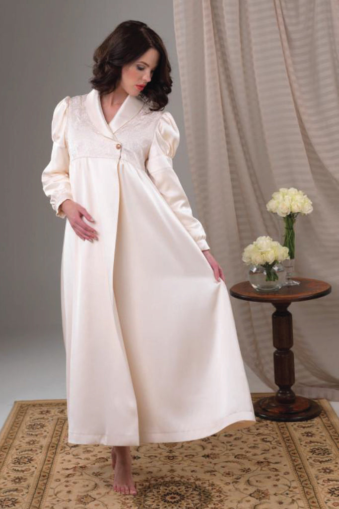 Empress Dream Opulence Robe - Sleepwear - The Fashion Advocate - Australian made fashion - Ethical and sustainable fashion