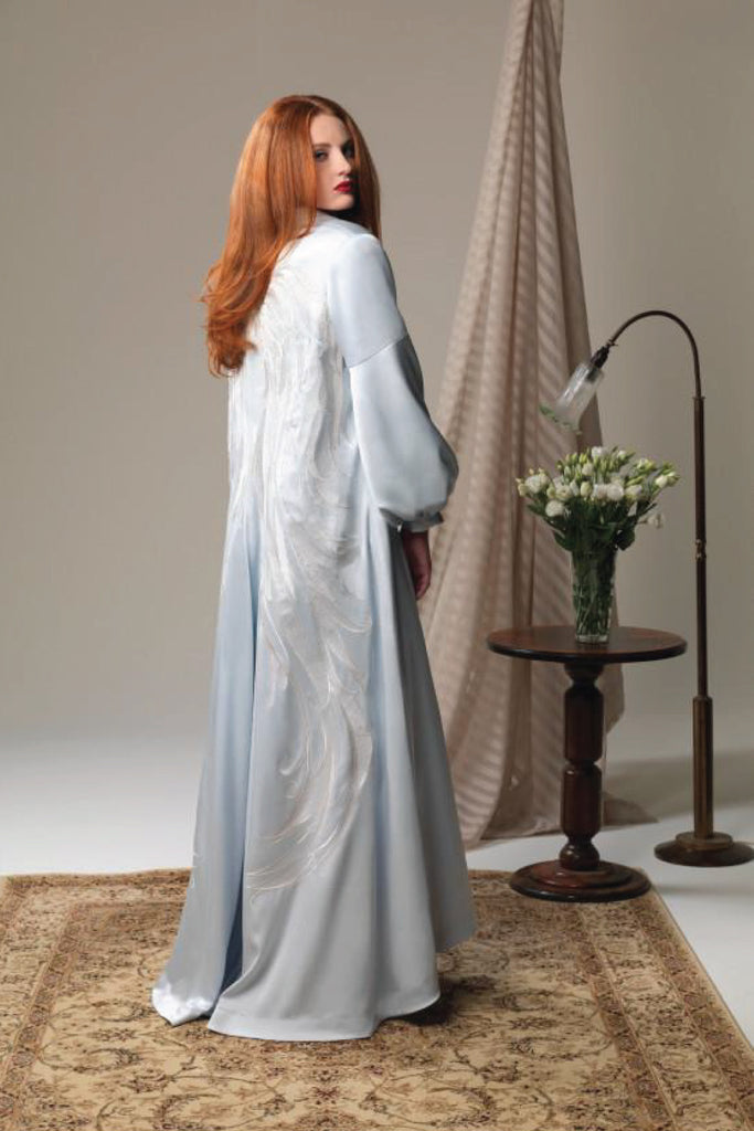 Fortuna Opulence Robe - Sleepwear - The Fashion Advocate - Australian made fashion - Ethical and sustainable fashion