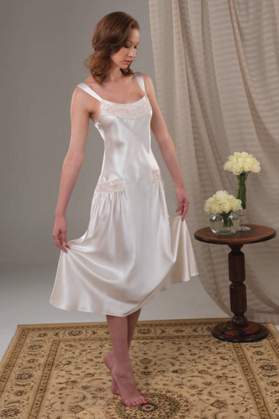 Gloria Nightgown Sleepwear The Fashion Advocate ethical Australian fashion designer boutique Melbourne sustainable clothes